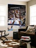 Miami Heat v Dallas Mavericks: Caron Butler and LeBron James Prints by Glenn James