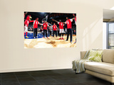 Memphis Grizzlies v Atlanta Hawks: Prints by Scott Cunningham