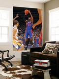 Detroit Pistons v Golden State Warriors: Richard Hamilton Poster by Rocky Widner