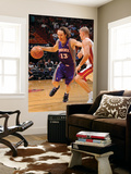 Phoenix Suns v Miami Heat: Steve Nash and Carlos Arroyo Prints by Andrew Bernstein