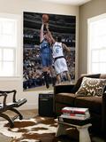 Minnesota Timberwolves v Dallas Mavericks: Kevin Love and Tyson Chandler Art by Glenn James