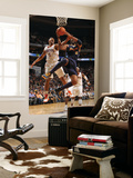 Denver Nuggets v Charlotte Bobcats: Dominic McGuire and Nene Posters by Brock Williams Smith