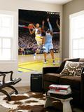 Denver Nuggets v Golden State Warriors: Monta Ellis and Al Harrington Posters by Rocky Widner