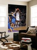 Dallas Mavericks v Sacramento Kings: Donte Greene and Jason Kidd Prints by Rocky Widner
