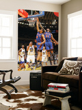 New York Knicks v Golden State Warriors: Landry Fields and Wilson Chandler Posters by Rocky Widner