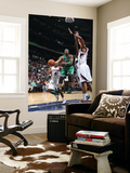 Boston Celtics v Atlanta Hawks: Paul Pierce and Al Horford Prints by Scott Cunningham