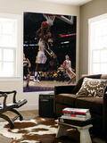 Indiana Pacers v Los Angeles Lakers: Danny Granger and Lamar Odom Prints by Jeff Gross