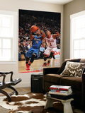 Orlando Magic v Chicago Bulls: Jameer Nelson and Derrick Rose Print by Gary Dineen