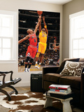 Chicago Bulls v Los Angeles Lakers: Kobe Bryant and Keith Bogans Prints by Andrew Bernstein