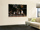 Milwaukee Bucks v Cleveland Cavaliers: Brandon Jennings, J.J. Hickson and Anthony Parker Prints by David Liam Kyle