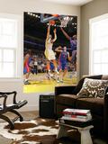 Detroit Pistons v Golden State Warriors: Vladimir Radmanovic Prints by Rocky Widner
