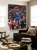 Golden State Warriors v Houston Rockets: Reggie Williams Posters by Bill Baptist