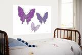 Papillon pourpre Poster par  Avalisa
