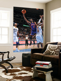 New York Knicks v Denver Nuggets: Raymond Felton and Al Harrington Posters by Garrett Ellwood