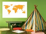 Orange Posters par  Avalisa