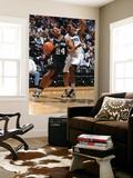 San Antonio Spurs v Minnesota Timberwolves: Richard Jefferson and Wesley Johnson Prints by David Sherman