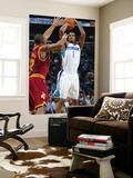 Cleveland Cavaliers v New Orleans Hornets: Trevor Ariza and Joey Graham Art by Layne Murdoch