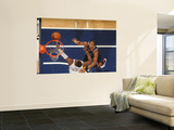 Atlanta Hawks v Indiana Pacers: Al Horford and Roy Hibbert Prints by Ron Hoskins