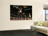 Milwaukee Bucks v Cleveland Cavaliers: Mo Williams and Keyon Dooling Poster by David Liam Kyle