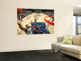 Detroit Pistons v Memphis Grizzlies: Sam Young and Tracy McGrady Posters by Joe Murphy