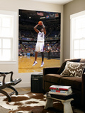 New Orleans Hornets v Sacramento Kings: Samuel Dalembert Posters by Rocky Widner