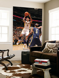 Utah Jazz v Los Angeles Clippers: Matt Barnes and T.J. Ford Prints by Noah Graham