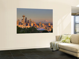 Skyline From Kerry Park, Seattle, Washington, USA Prints by Jamie & Judy Wild