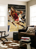 Cleveland Cavaliers v Indiana Pacers: Anderson Varejao Print by Ron Hoskins