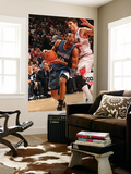 Minnesota Timberwolves v Chicago Bulls: Wayne Ellington and Kyle Korver Prints by Ray Amati