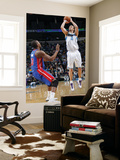 Detroit Pistons v New Orleans Hornets: David Anderson and Greg Monroe Art by Layne Murdoch