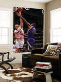 Sacramento Kings v Los Angeles Clippers: Blake Griffin and DeMarcus Cousins Prints by Noah Graham