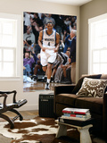 San Antonio Spurs v Minnesota Timberwolves: Wesley Johnson Posters by David Sherman