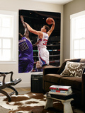 Sacramento Kings v Los Angeles Clippers: Blake Griffin and Samuel Dalembert Prints by Noah Graham