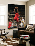 Los Angeles Clippers v Indiana Pacers: Al-Faroug Aminu and T. J. Ford Prints by Ron Hoskins