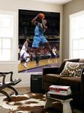New Orleans Hornets v Sacramento Kings: Emeka Okafor Prints by Rocky Widner