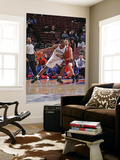 Toronto Raptors v Philadelphia 76ers: Elton Brand Prints by David Dow
