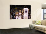 Memphis Grizzlies v Phoenix Suns: Steve Nash and Hedo Turkoglu Prints by  Christian