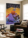 New Orleans Hornets v Sacramento Kings: Emeka Okafor Posters by Rocky Widner