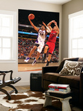 Los Angeles Clippers v Phoenix Suns: Grant Hill and Blake Griffin Art by Barry Gossage