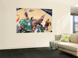 Los Angeles Lakers v Utah Jazz: Paul Millsap and Pau Gasol Prints by Melissa Majchrzak