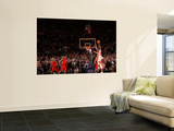 Toronto Raptors v New York Knicks: Raymond Felton Poster by Ray Amati