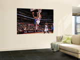 New York Knicks v Los Angeles Clippers: Landry Fields and Blake Griffin Posters by Noah Graham