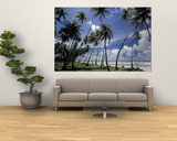 View of Manzanilla Bay, Port of Spain, Trinidad, Caribbean Posters by Greg Johnston