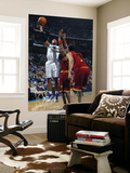 Cleveland Cavaliers v New Orleans Hornets: David West and Ryan Hollins Art by Layne Murdoch
