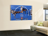 Miami Heat v Orlando Magic: Dwyane Wade, Chris Bosh and J.J. Redick Posters by Fernando Medina