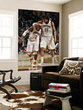 Memphis Grizzlies v Cleveland Cavaliers: Mo Williams and Anderson Varejao Prints by David Liam Kyle