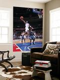 Charlotte Bobcats v Philadelphia 76ers: Andre Iguodala and Gerald Wallace Prints by David Dow