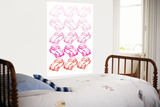 Pink Bug Affiches par  Avalisa