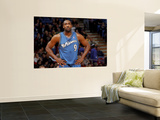 Washington Wizards v Sacramento Kings: Gilbert Arenas Posters by Rocky Widner