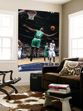 Boston Celtics v Atlanta Hawks: Von Wafer Prints by Scott Cunningham